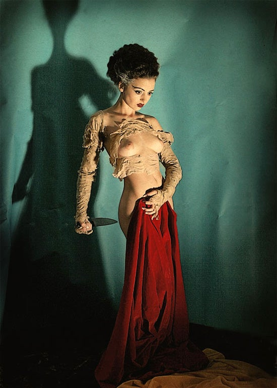 Lady Frankenstein As You've Always Wanted to See Her [NSFW]