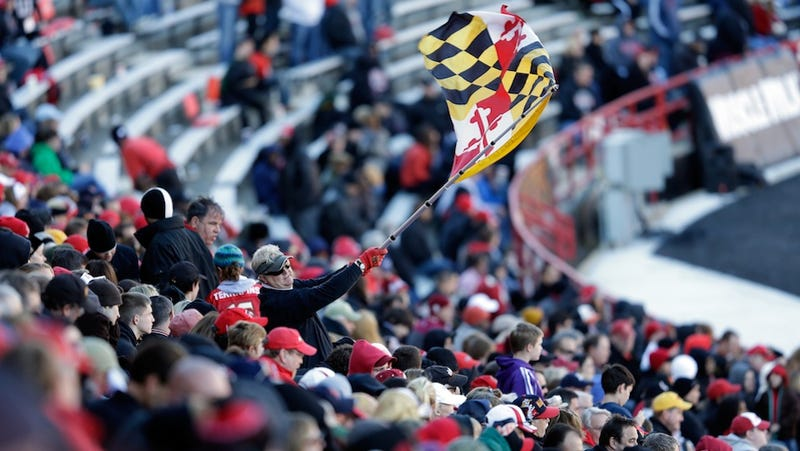 Maryland And Rutgers Are Joining The Big Ten Because They Have To
