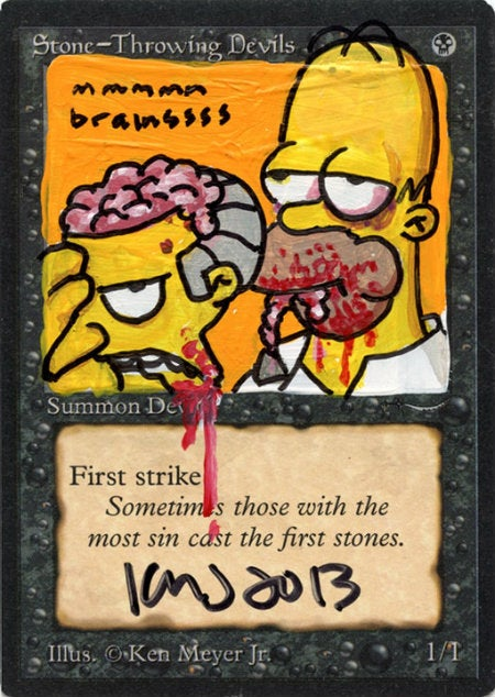 """Fan """"Alterists"""" Turn Magic: The Gathering Cards Into Amazing Art"""