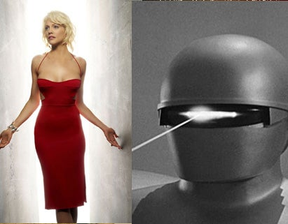 Gort vs. Caprica 6: Which Machine Is Deadlier? (Championship Round)