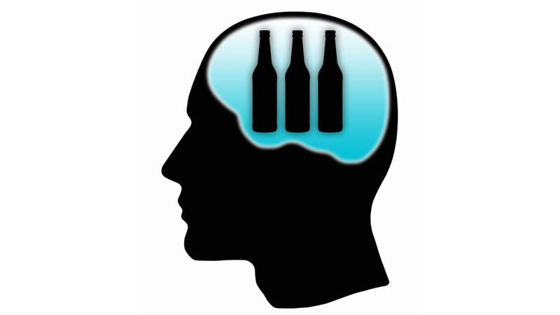 What Happens To Your Brain When You Get Black-Out Drunk?