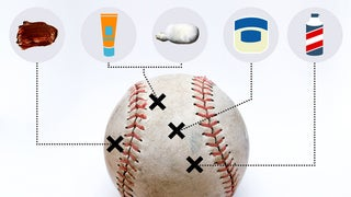 A Major League Pitcher's Guide To Doctoring A Baseball
