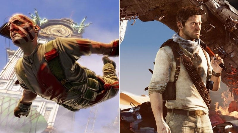 BioShock Infinite, Uncharted 3 Lead Game Critics' Best of E3 2011 Nominations