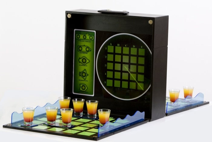 Enigma Battleship Is Probably the Best Drinking Game Ever
