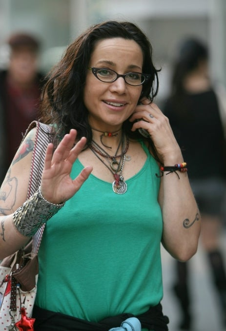 """Janeane Is Neither A Maiden, Nor A Form. Discuss."""