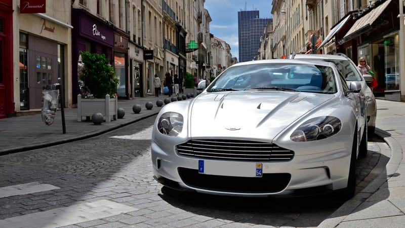 I'm Not Saying Mercedes Is Gonna Buy Aston, But It's Looking Likely