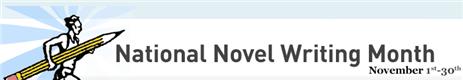 Write a Novel this NaNoWriMo