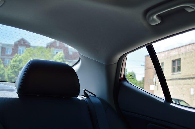 Attack of the Giant C-Pillars: Kia Optima SX Turbo