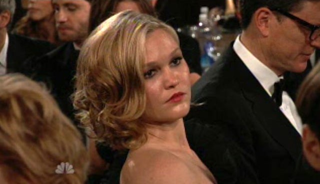 A Treasury Of Celebrity Facial Expressions From The Globes