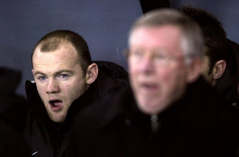 Leave Wayne Rooney Alone Now, Hints Sir Alex Ferguson