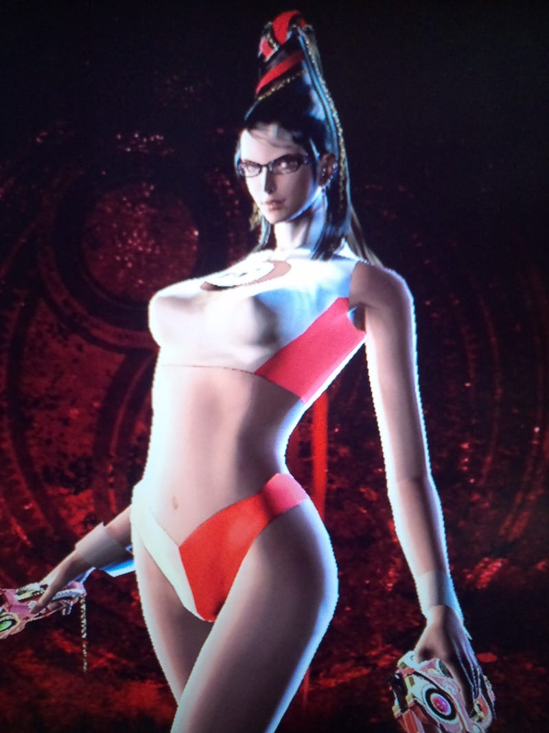 More Bayonetta Sexy Costume Time — Endless!
