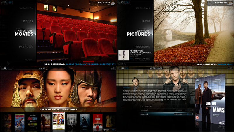 Customize XBMC with These Five Awesome Skins
