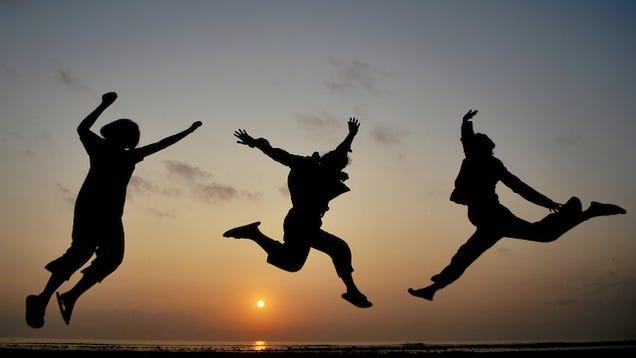 Tập thể dục giúp bạn tràn đầy năng lượng