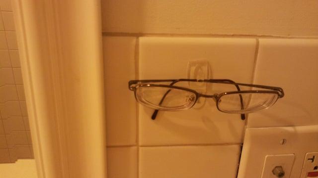 Glasses Hangers, iPad Gestures, and Kindle Translation