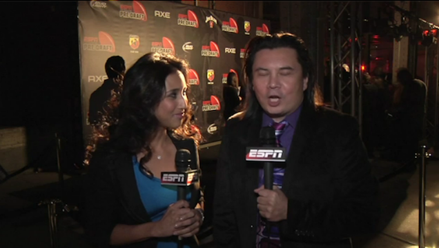 ESPN Party Was Awesome, ESPN Editor Reports