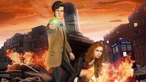 It's About Time We Got Some New Doctor Who Video Games