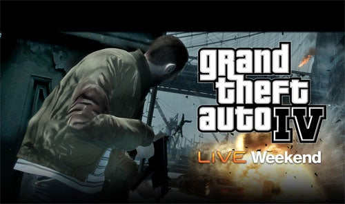 Grand Theft Auto IV Live Weekend Kicks Off Today