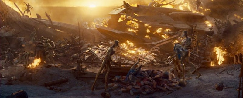 John Carter Super Bowl Trailer Screencaps