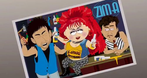 South Park Gets Invaded By Jersey Shore, Real Housewives