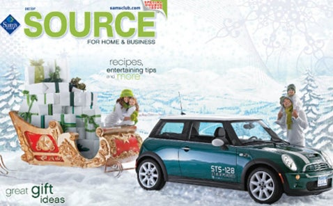 Electric Mini for sale in Sam's Club Catalog