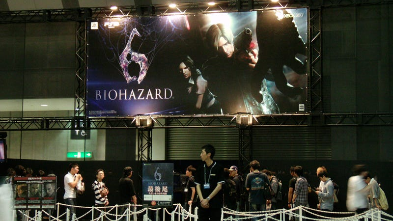 What I Saw at Capcom's Own Gaming Extravaganza