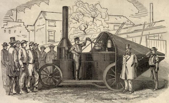 The craziest experimental weapons of the 19th century