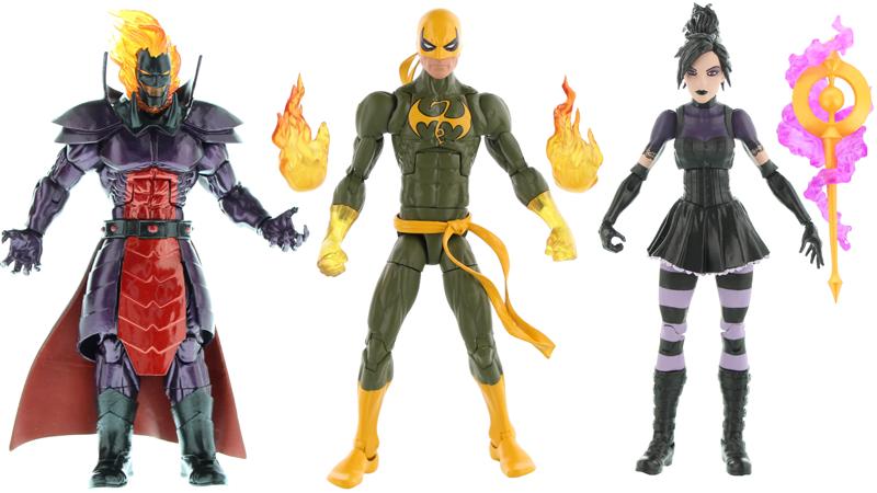 Hasbro's Civil WarFigures Give Us a Glorious Black Panther