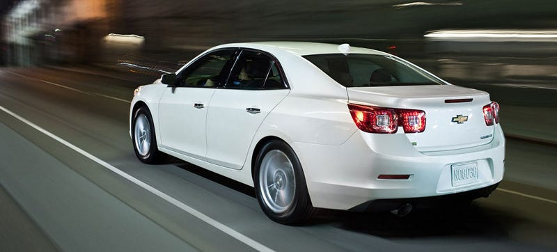 New Review Says The Chevy Malibu Eco Is As Bad You Thought It'd Be