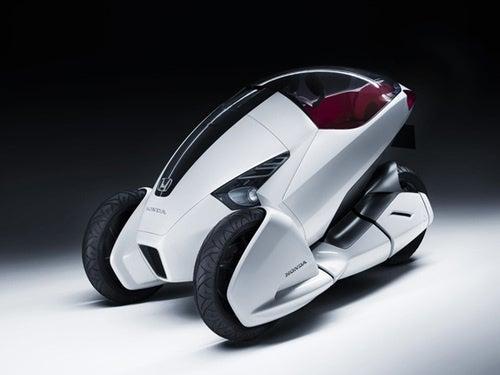 Honda 3R-C Concept: First Photos