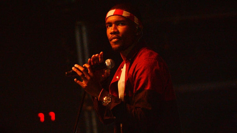 'Artist and Modern Person' Frank Ocean Won't Press Charges Against Chris Brown