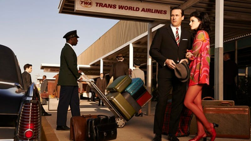 The Latest Mad Men Trailer Is as Stylish as It Is Inscrutable