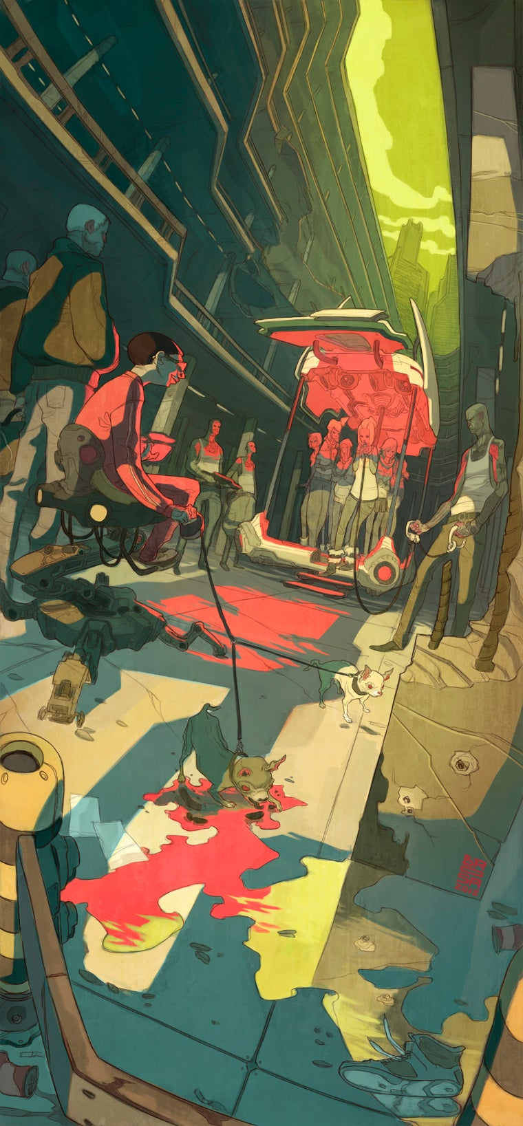 10 Concept Artists Who Should Be Making Their Own Movies