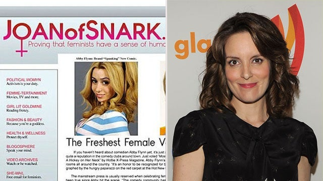 "Tina Fey On The Message Of 30 Rock's ""Joan Of Snark"" Episode"