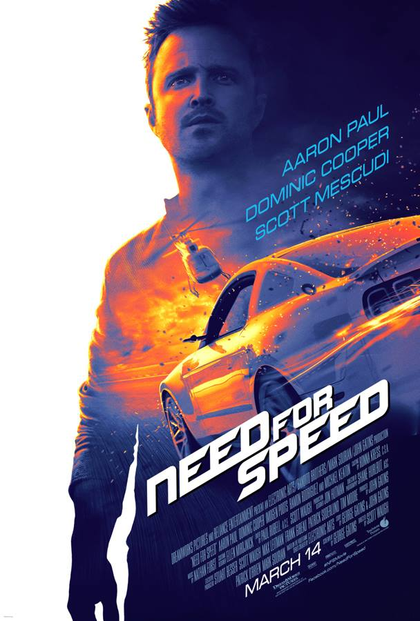 Movie Review: Need For Speed