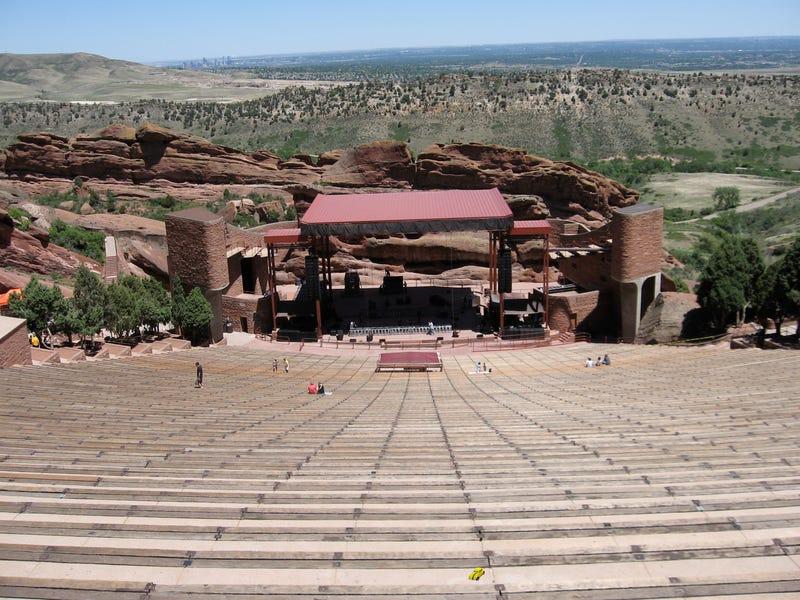 Torchbug - Red Rocks Amphitheater, and bonus Eiffel Tower