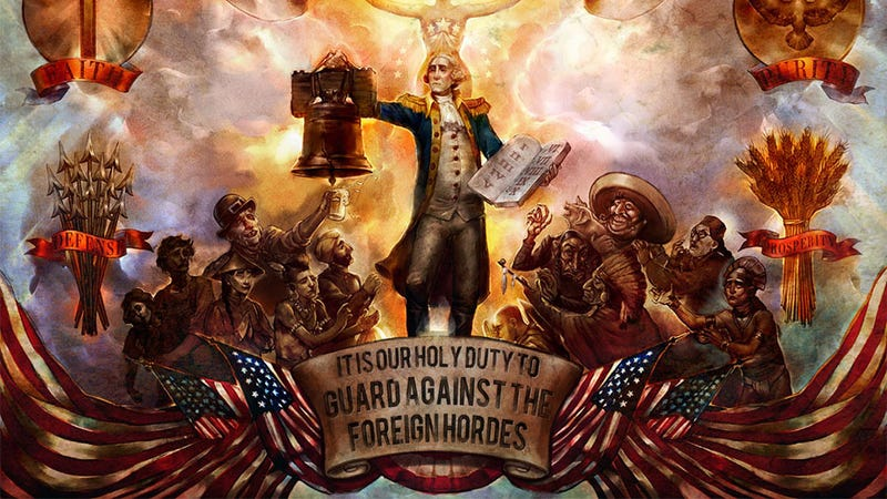 Racist Morons Have Serious Issues With BioShock Infinite