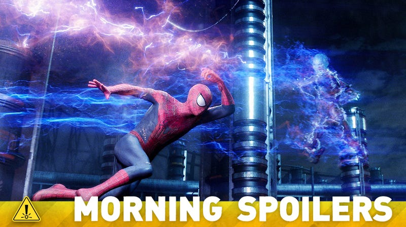 Marc Webb Opens Up About The Ending Of Amazing Spider-Man 2!