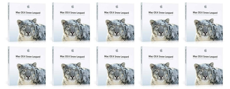 The Real Reason You Got Back So Much Hard Drive Space With Snow Leopard