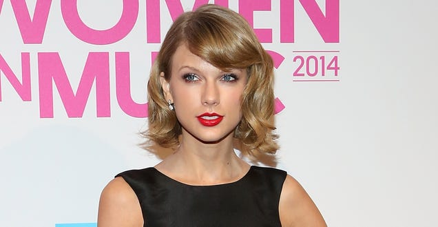 Don't Hold Your Breath On Those Taylor Swift Nudes