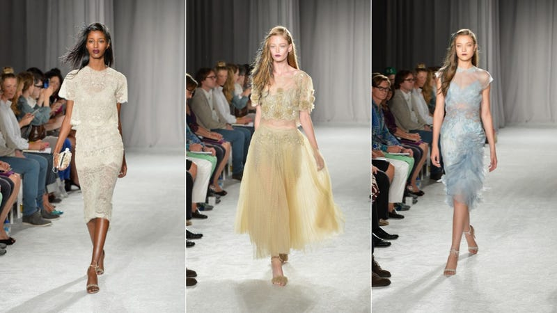 Marchesa, for the Vintage-Obsessed Dreamy Sophisticate in You