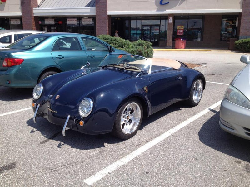 What do we have here? Modified 356?