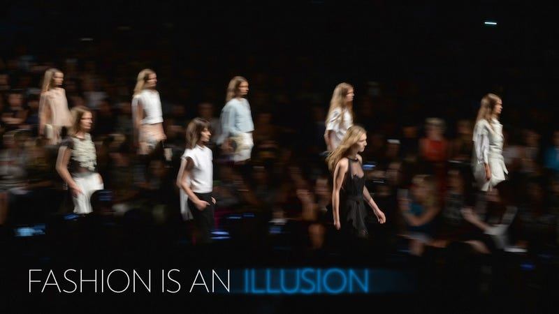 Even if Fashion Is an 'Illusion,' it Still Has to Face Reality