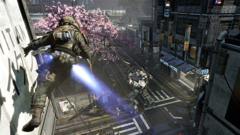 So Far, Titanfall Is Getting Thumbs Up from Japan