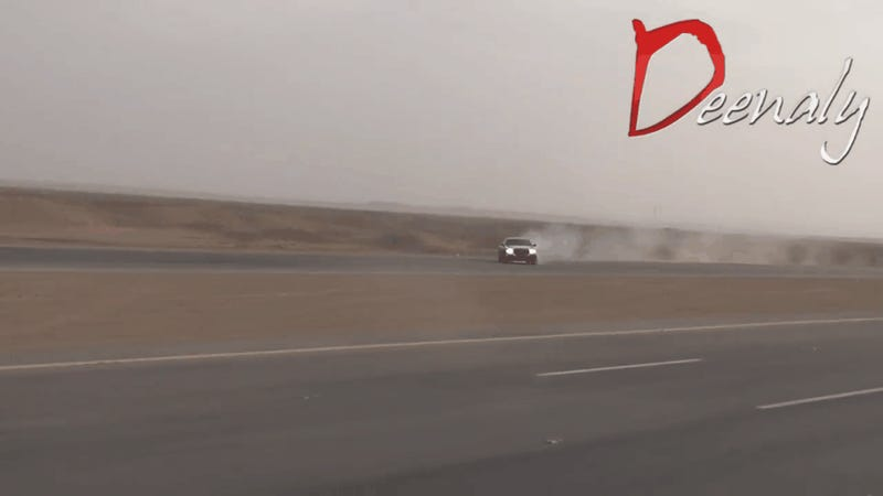 You Won't Believe These Insane Dodge Charger Hagwalah Drifts
