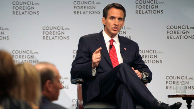 Tim Pawlenty Becomes Rabid War Hawk for Lack of Anything Better to Do
