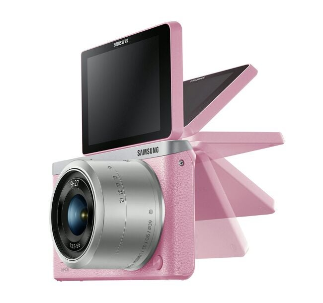 Leaked Image of Super Tiny Samsung Mirrorless Camera Is Kind of Crazy