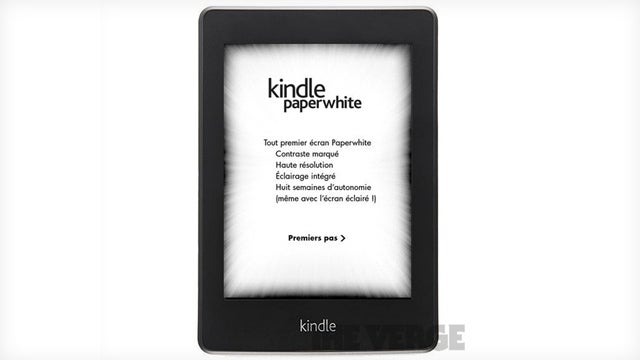 Is This What the Next Amazon Kindle Looks Like?