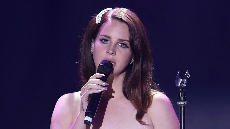 Even When She Wants to Die, Lana Del Rey Can't Help But Play to Type
