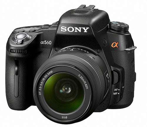 Sony's A560 and A580 Shoot Auto HDRs and 3D Sweep Panoramas