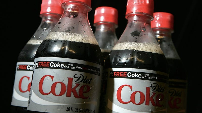 Diet Soda Makes You Thin! Says Questionable Study By Soda Companies